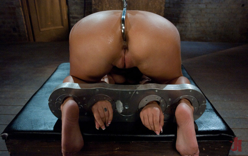 Sex and submission anal hook