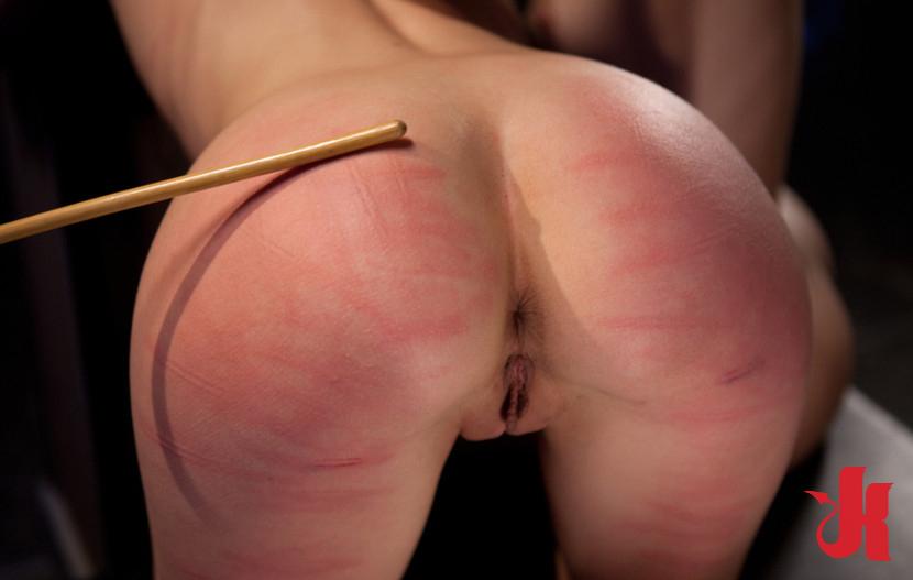 caned ass